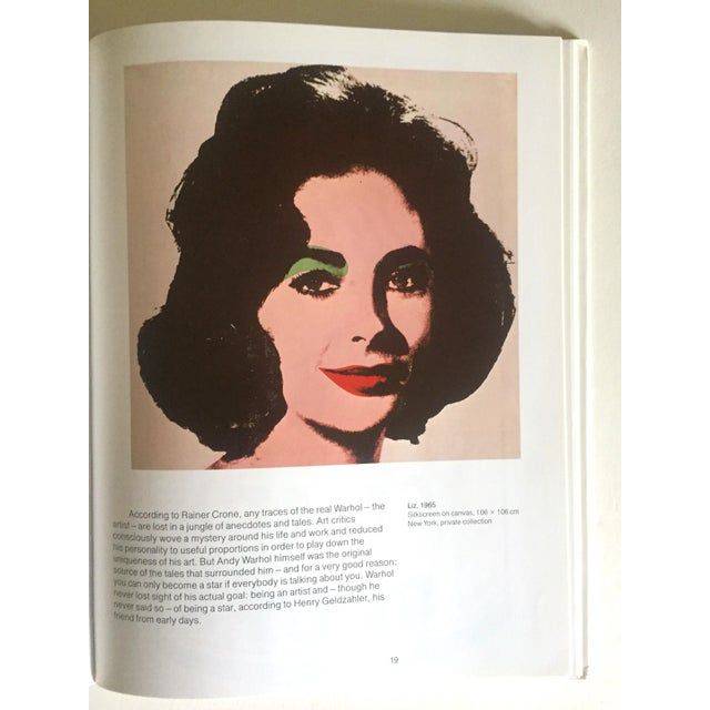 """""""Andy Warhol Commerce Into Art"""" Vintage 1990 1st Edition Hardcover Art Book For Sale In New York - Image 6 of 11"""