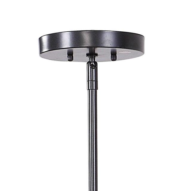 2010s Modern 8 Light Chandelier For Sale - Image 5 of 8