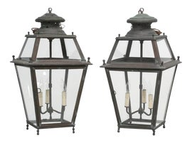 Image of Old Lanterns