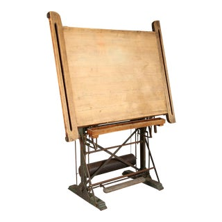 French Drafting/Writing Table #1 For Sale