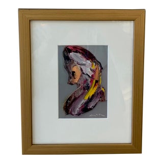 Abstract Figure Painting For Sale