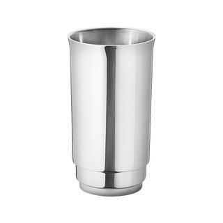 Georg Jensen Art Deco Stainless Steel Manhattan Wine Cooler For Sale