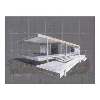 "Tom Judd, ""Farnsworth House"" For Sale"