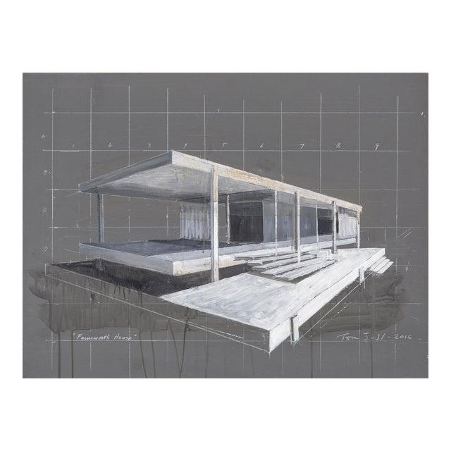 "Tom Judd, ""Farnsworth House"" - Image 1 of 7"