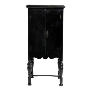 British Colonial Cabinet For Sale