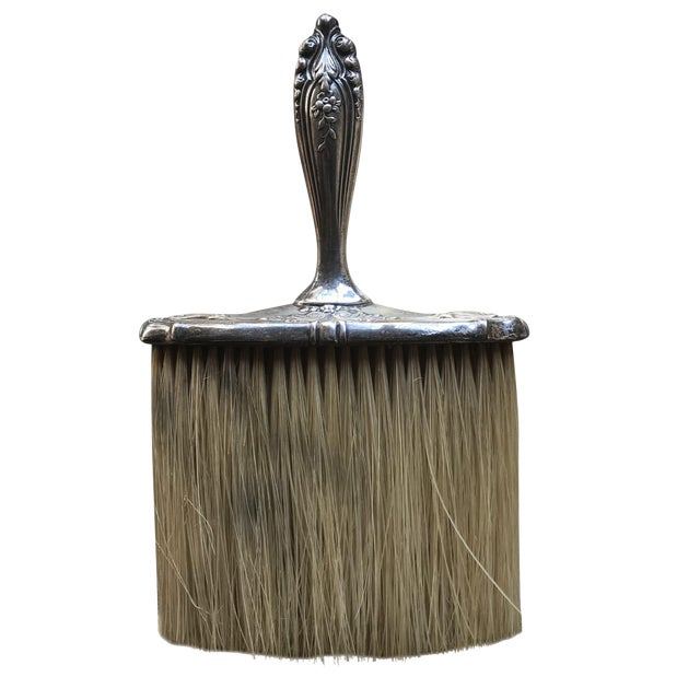 Tiffany & Co. Silver Grooming & Vanity Brush For Sale