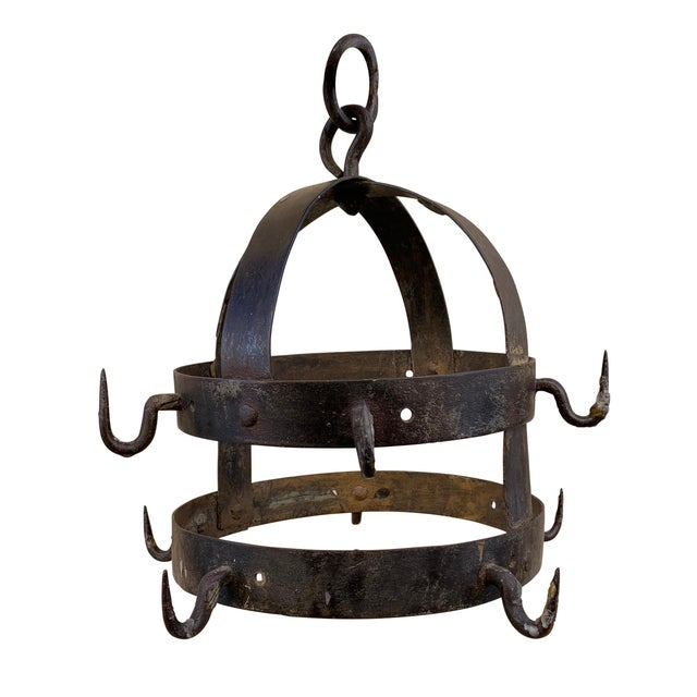 Metal 18th Century French Game Rack For Sale - Image 7 of 7