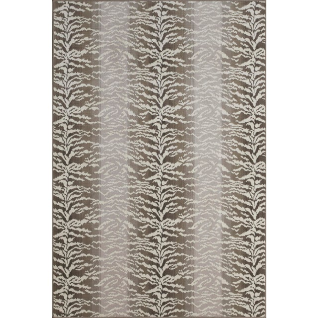 Ombre hues of beige and cream in Tabby Stpme create a light color palette, instantly brightening your space. The vivacious...