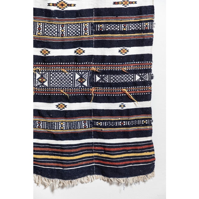 Arkilla Kerka Fulani Wedding Blanket For Sale In Los Angeles - Image 6 of 8