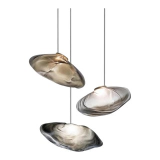 Contemporary Bocci Led Bubble Chandelier For Sale