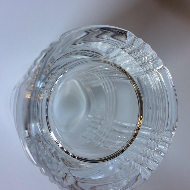 2f110a825efe Transparent Ralph Lauren Glen Plaid Crystal Highball Glasses - Set of 4 For  Sale - Image