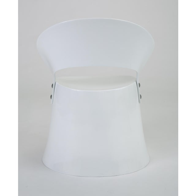 Nanna Ditzel Fiberglass Accent Chair by Odense For Sale In Los Angeles - Image 6 of 10