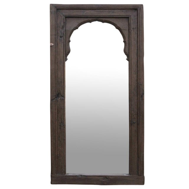 Grand Indian Haveli Mirror For Sale