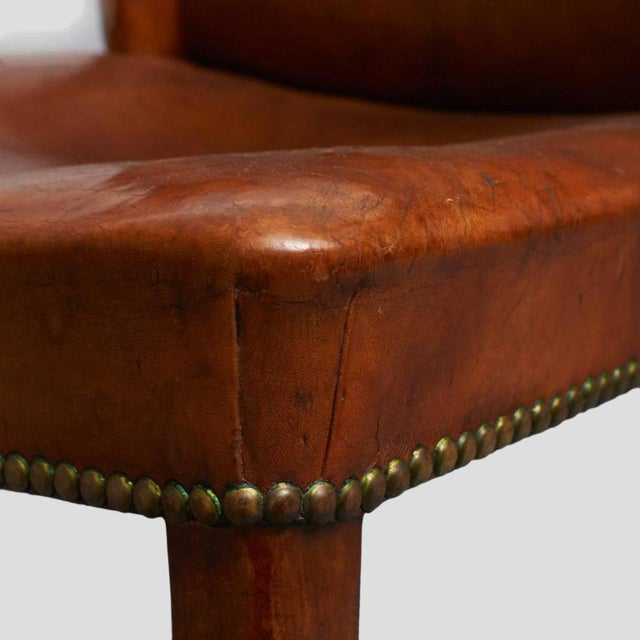 Frits Henningsen Easy Chair For Sale In San Francisco - Image 6 of 8