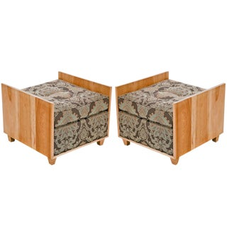 20th Century Modern Benches - A Pair