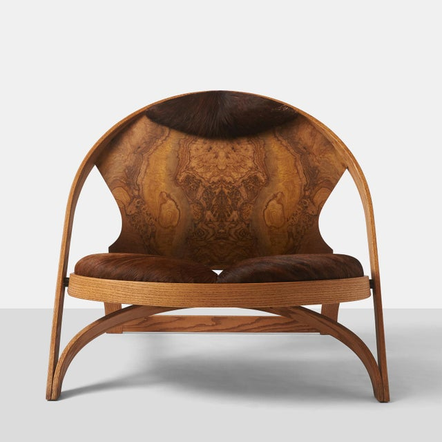 Contemporary Lounge Chair by Richard Artschwager For Sale - Image 3 of 11