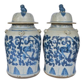 Image of Asian Ginger Jars