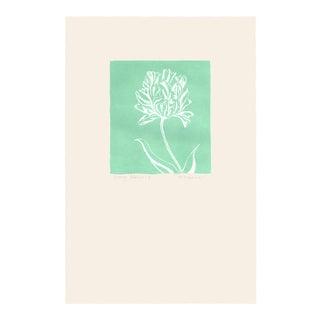 """""""Groovy Flowers Iii"""", Original Etching by Anita Klebanoff For Sale"""