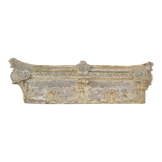 18th C. French Architectural Element