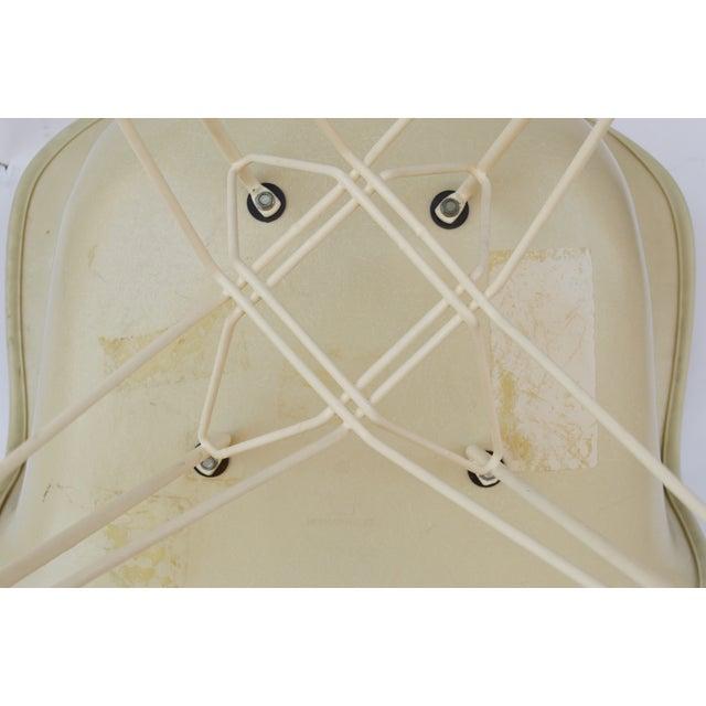 Vintage Herman Miller Girard Fiberglass Arm Chair - Image 7 of 9