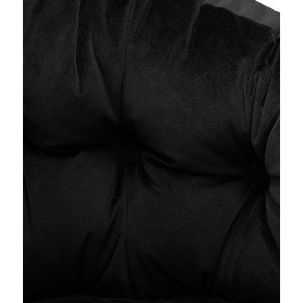 Leather Otto Armchair From Covet Paris For Sale - Image 7 of 10