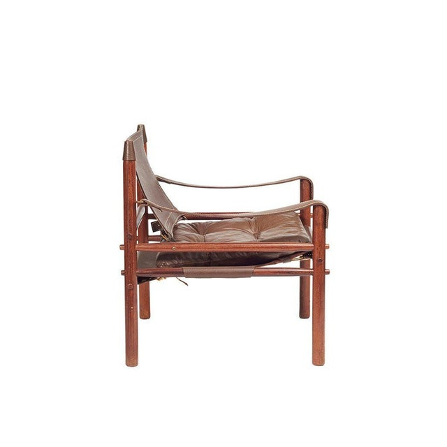 Arne Norell Safari Chairs - A Pair - Image 5 of 8