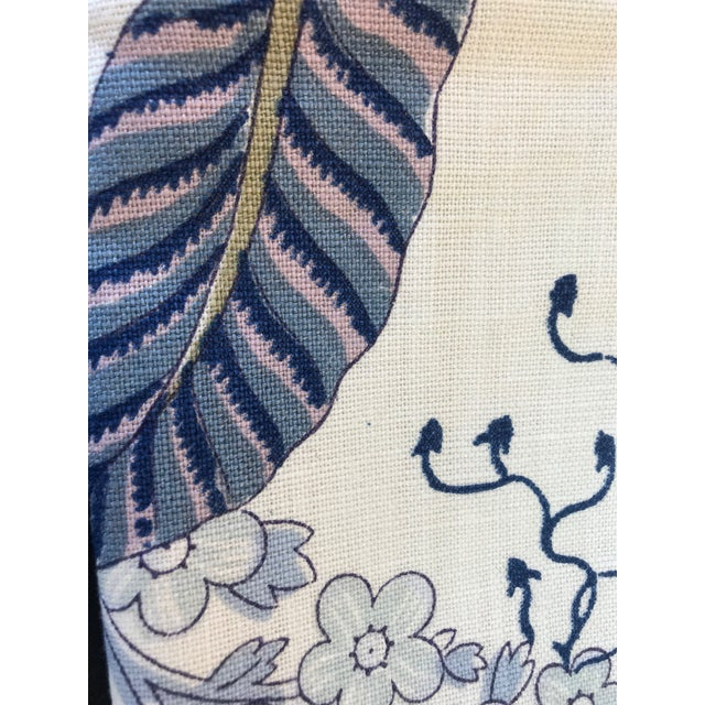 "Indian Arbre Hyacinth Pillow Cover 16""sq - Image 2 of 4"
