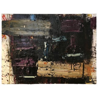 Abstract Multicolored Painting by Jay Miller For Sale