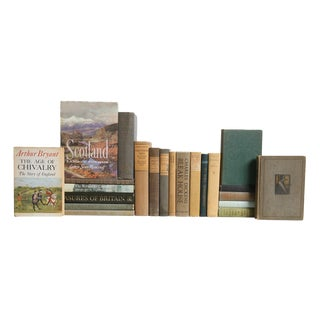 British Life Collection - Set of Twenty Two Decorative Books
