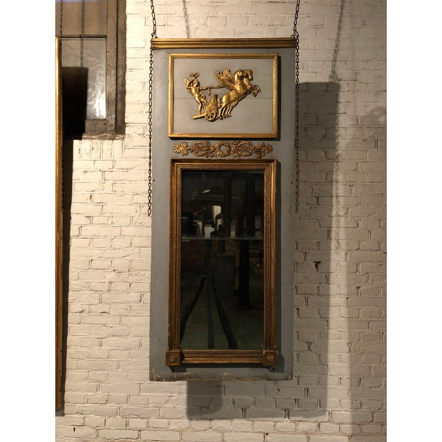 Trumeau Mirror For Sale - Image 10 of 11