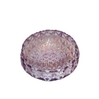 Imperial Lavender Serving Bowl For Sale