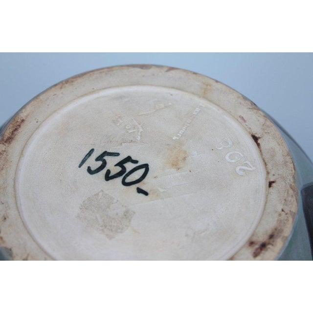 Villeroy & Boch Villeroy and Boch Bird Motif Vase For Sale - Image 4 of 6