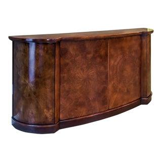 Mid-Century Modern Style Century Furniture Wooden Credenza