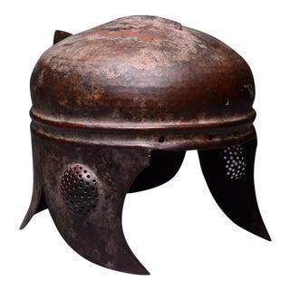 Hellenistic Bronze Helmet For Sale