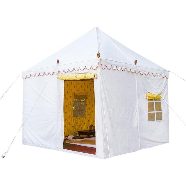 Contemporary Maharani Garden Tent For Sale
