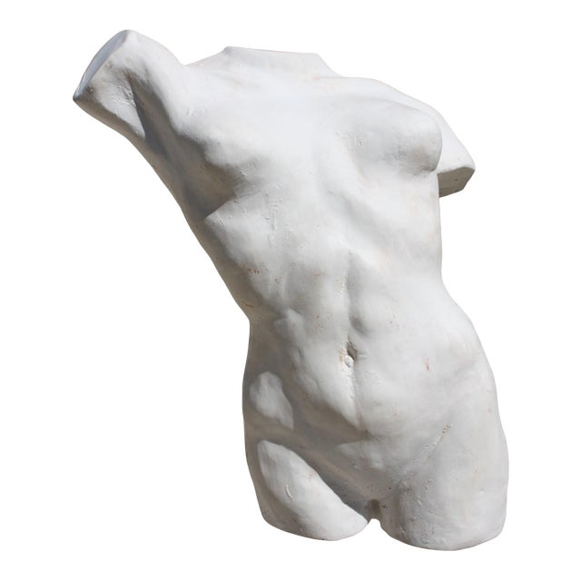 Female Nude Torso Sculpture For Sale