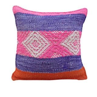 Peruvian Frazada Pillow For Sale