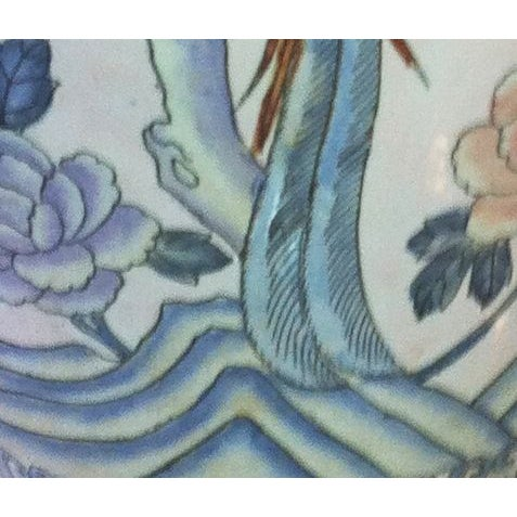 Asian Ginger Jars in Pastels - A Pair - Image 4 of 4
