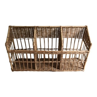 XL French Bakery Display Basket