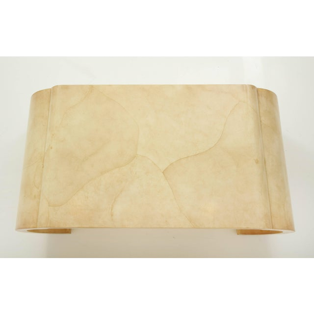 Lacquered Coffee Table by Alessandro for Baker For Sale - Image 9 of 10