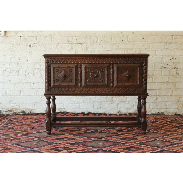 Limbert Furniture Co. Elizabethan-Style Sideboard - Image 2 of 9