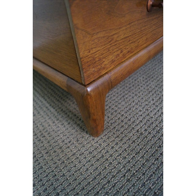 Heritage Henredon Mid Century End Tables - Image 7 of 10