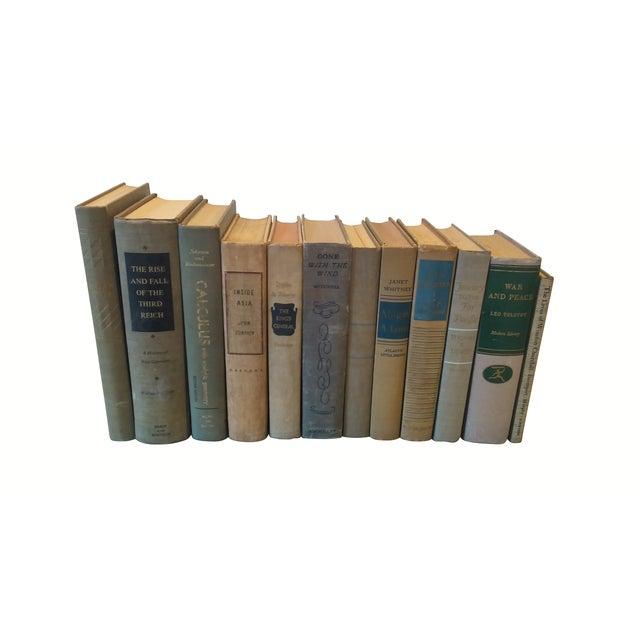 Decorative Vintage Books - Set of 12 - Image 3 of 4