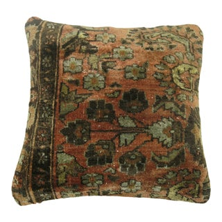 Traditional Rug Pillow For Sale