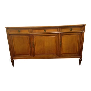1920s Avignon France Louis XVI Enfilade For Sale