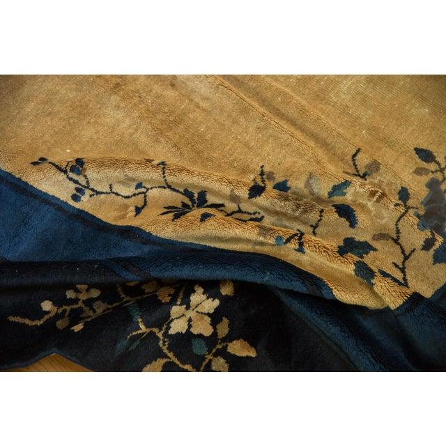 """Art Deco Vintage Peking Carpet - 9'11"""" X 17'4"""" For Sale - Image 3 of 13"""
