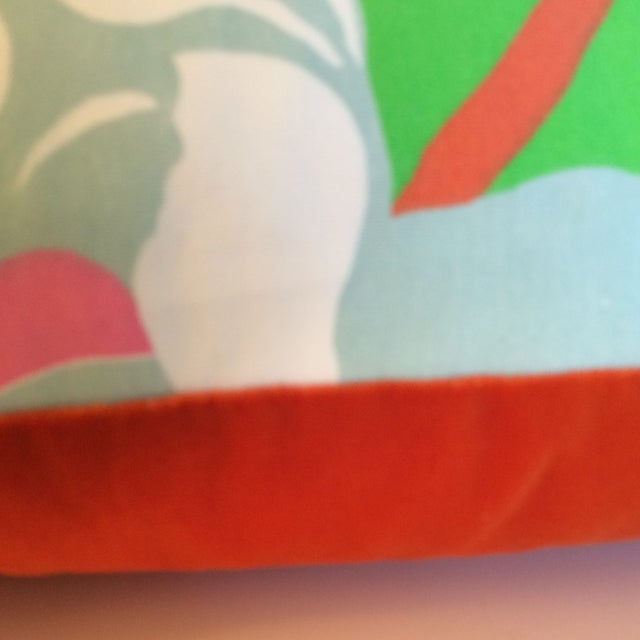 Pillows in Osborne & Little Print - A Pair - Image 2 of 4