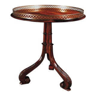 Scarborough House Crotch Occasional Table For Sale