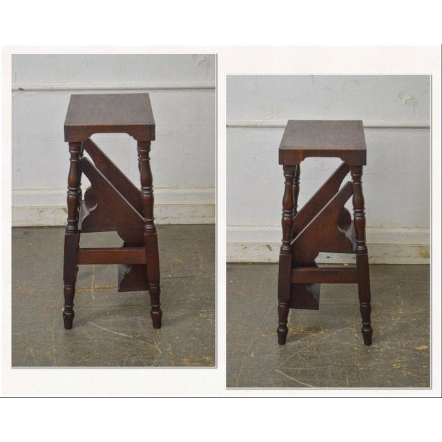 Benches/stools 2019 Latest Design Edwardian Step Stool Antiques