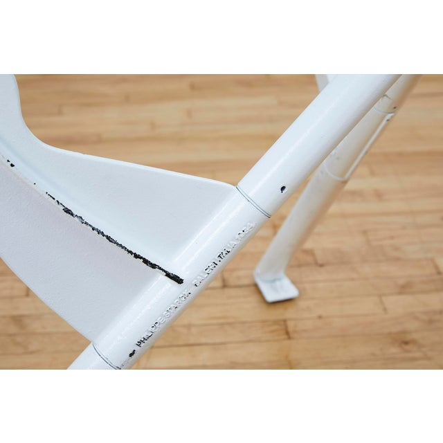 Postmodern Philippe Starck President M Dining Table Base For Sale - Image 3 of 13